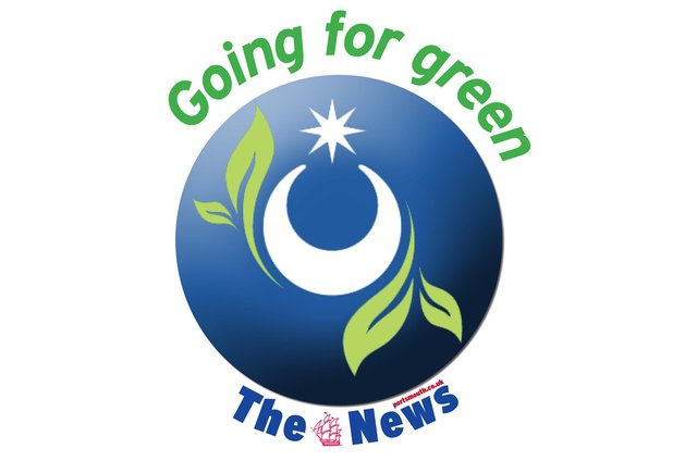 Going For Green was launched by The News in March, in conjunction with Portsmouth Climate Action Board
