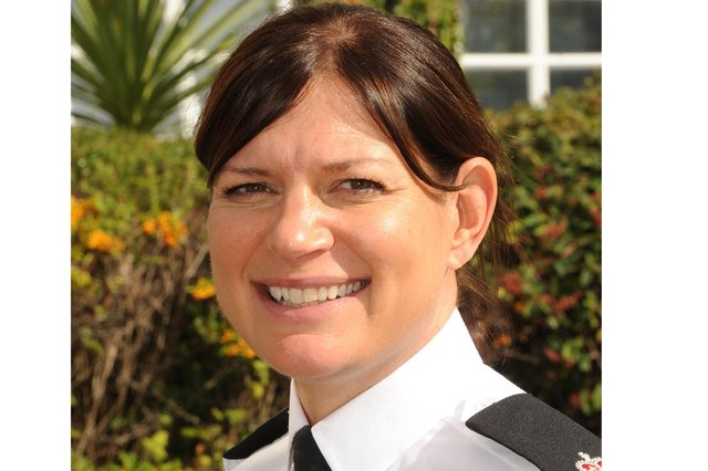 Superintendent Clare Jenkins, the new Portsmouth police district commander. Picture: Hampshire police