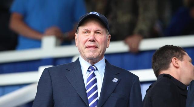 Pompey chairman Michael Eisner has pledged £10m towards latest Fratton Park improvements. Picture: Joe Pepler