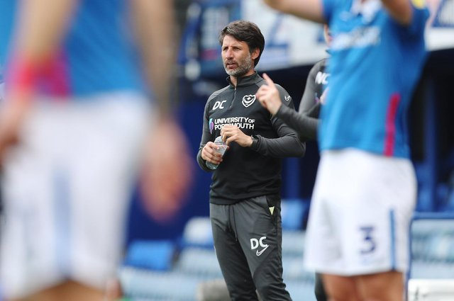 Pompey boss Danny Cowley is set for a busy summer at Fratton Park