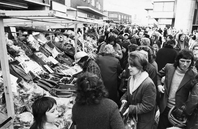 Those of us of a certain age will remember it like this,  especially on a Friday and Saturday.