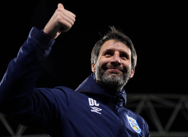 Incoming Pompey boss Danny Cowley (Photo by George Wood/Getty Images)