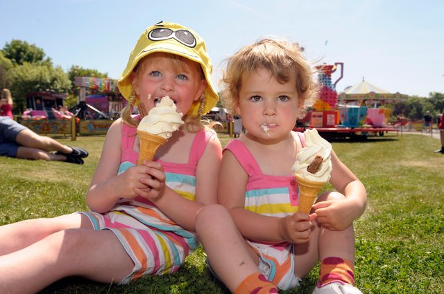 These are your favourite places to go for ice cream