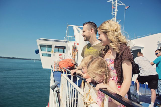 Enjoy a family trip to the Isle of Wight