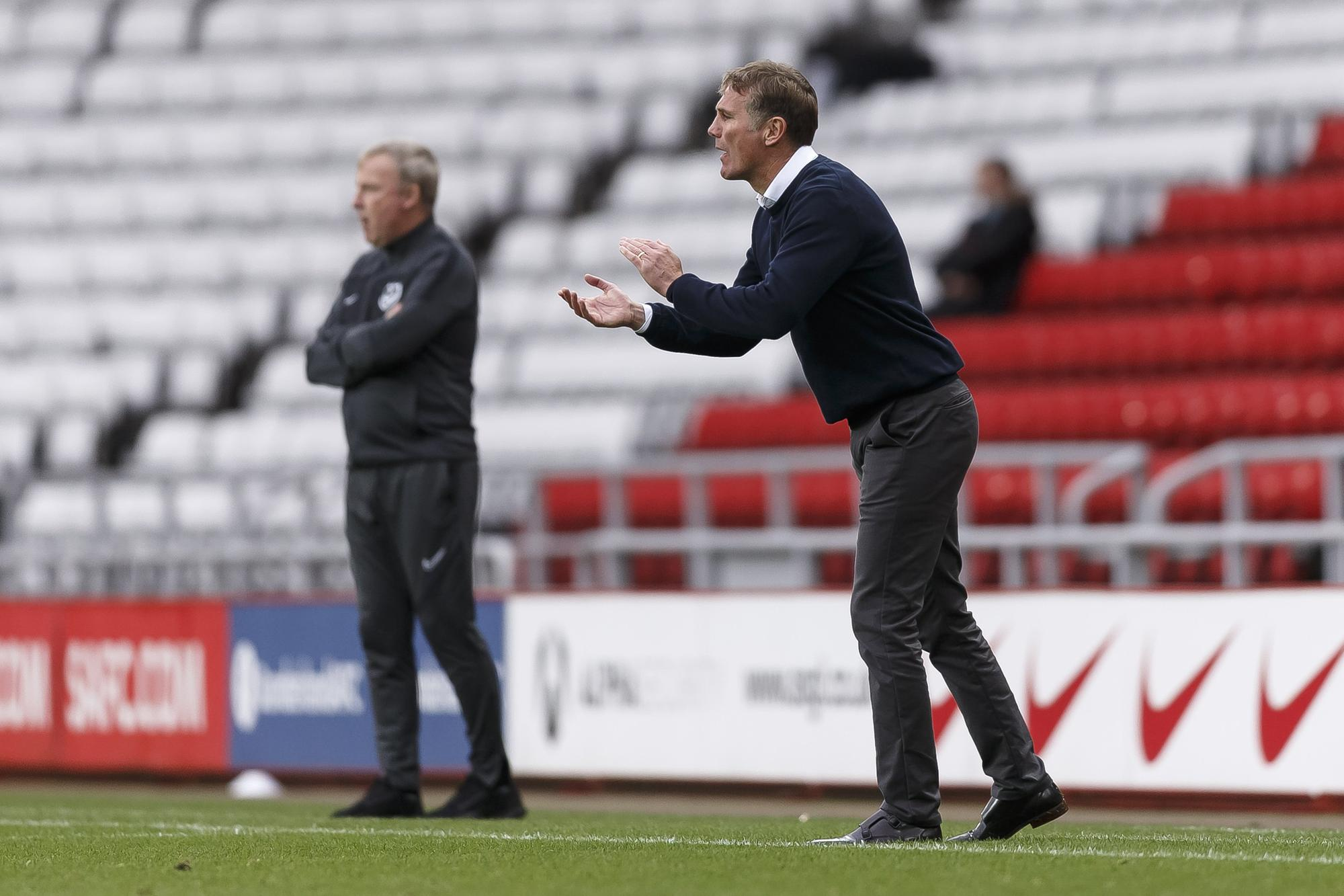 Phil Parkinson convinced canny Pompey forced Sunderland to fall into their own trap