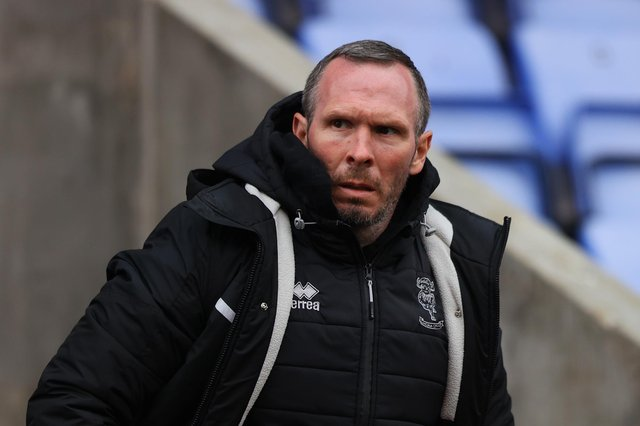 Former Pompey boss Michael Appleton.  Picture: Naomi Baker/Getty Images