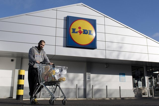 Lidl is looking to open more than 30 new stores across Hampshire JUSTIN TALLIS/AFP via Getty Images)