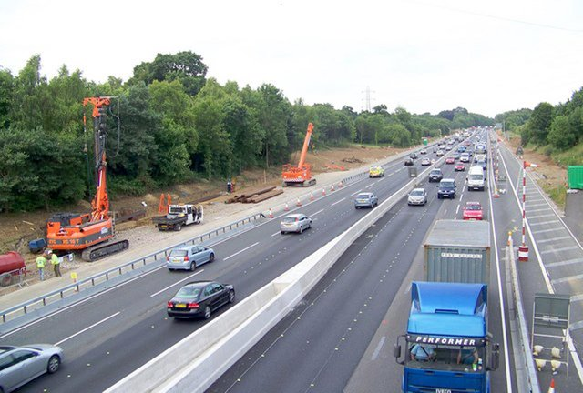 Smart motorways have caused a lot of controversy with concerns about their safety.