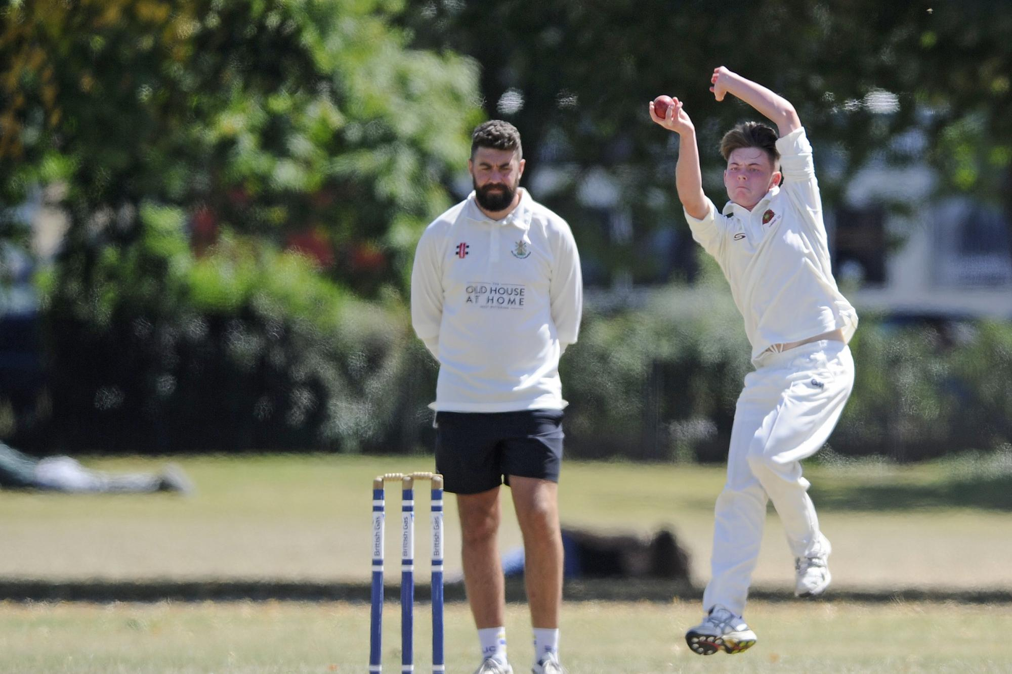Portsmouth & Southsea CC appear in good shape as competitive cricket restarts after lockdown