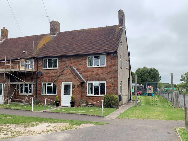 This house in Westbourne, near Emsworth is up for auction. Picture: Clive Emson's
