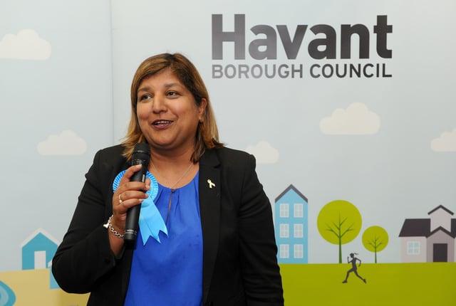 Councillor Narinder Bains. Picture: Sarah Standing (020519-7761)