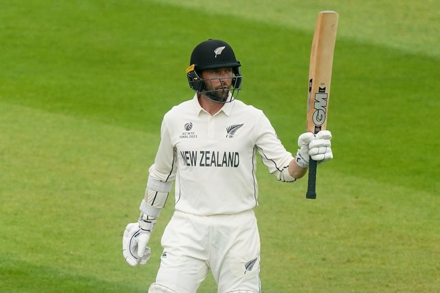 Devon Conway will play for the The Ageas Bowl-based Southern Brave franchise in The Hundred. Picture: Adam Davy/PA Wire.