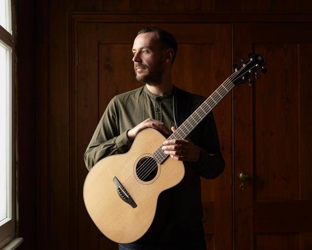 Folk musician Sam Carter is at The Spring Arts Centre in Havant on June 5, 2021