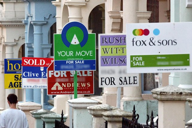 Estate agents have reported a boom in house buying and selling