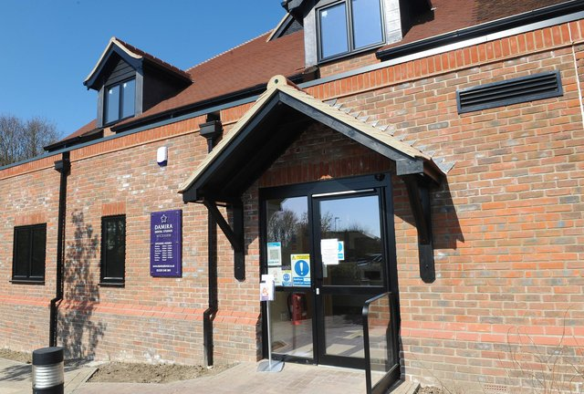 Damira Dental Studios in Wickham