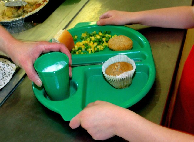 Free food vouchers will be provided to eligible children over the May half term. Picture: PA