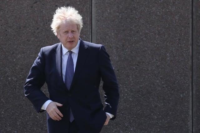Prime Minister Boris Johnson. Picture: Scott Heppell/PA Wire