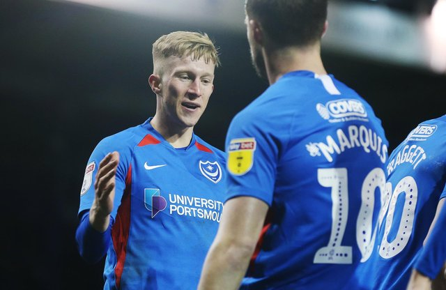 Ross McCrorie was one of the many young loan failures under Kenny Jackett - and it's a market which requires considerable improvement. Picture: Joe Pepler