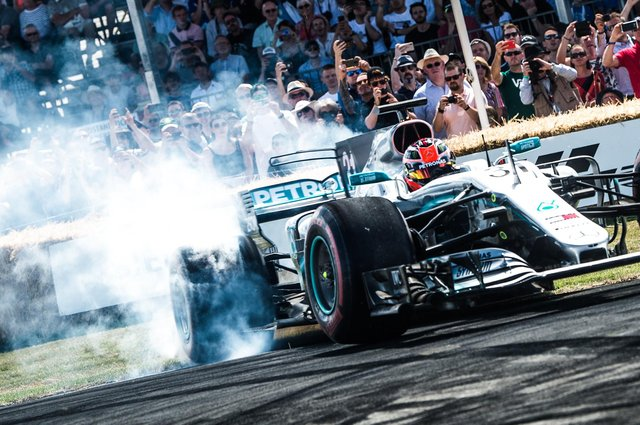 Goodwood Festival of Speed is back in 2021