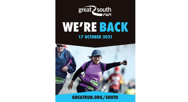 The Great South Run is back in 2021 - will you be on the start line?