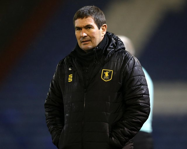 Nigel Clough. Photo by Charlotte Tattersall/Getty Images