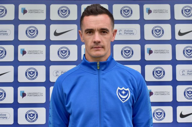 Pompey new-boy Shaun Williams has signed a one-year deal at Fratton Park.  Picture: Portsmouth FC