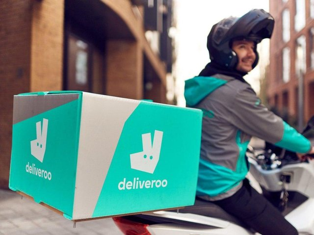 Deliveroo reveals most ordered dishes in Portsmouth. Picture: Mikael Buck / Deliveroo