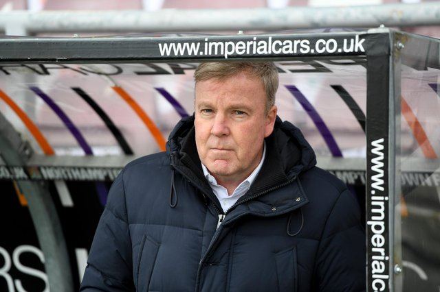 Kenny Jackett has been sacked as Pompey boss. Picture: Dennis Goodwin