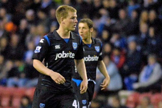 Matt Ritchie on his Pompey debut