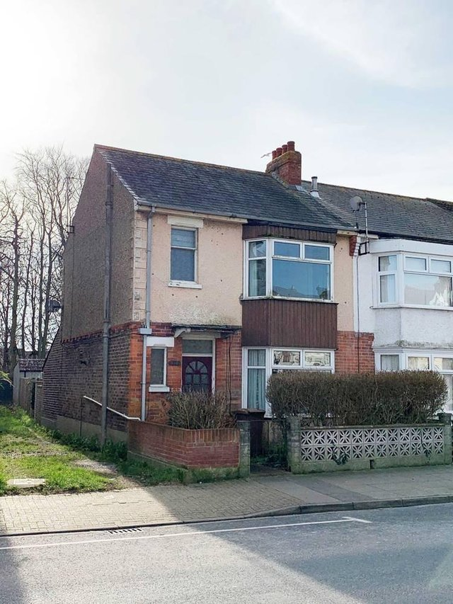House to go on auction at 110 Tangier Road, Portsmouth