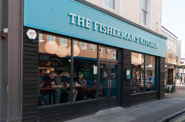 Fisherman's Kitchen. Picture: Duncan Shepherd
