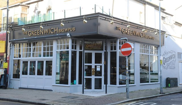 The Greenwich Brew Pub is set to open on Wednesday, December 9 in Osborne Road, Southsea. Picture: Sarah Standing (081220-9931)