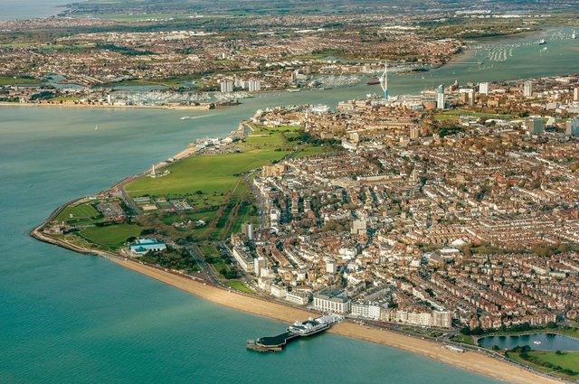 Portsmouth Picture: Shaun Roster