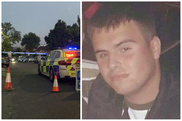 George McGowan, 19, died in an e-scooter crash in Paulsgrove.