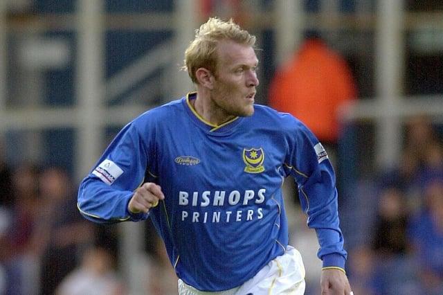 Robert Prosinecki featured 35 times for Pompey, scoring nine goals.