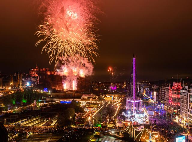 Edinburgh launches public poll on whether to cancel future Christmas and Hogmanay celebrations