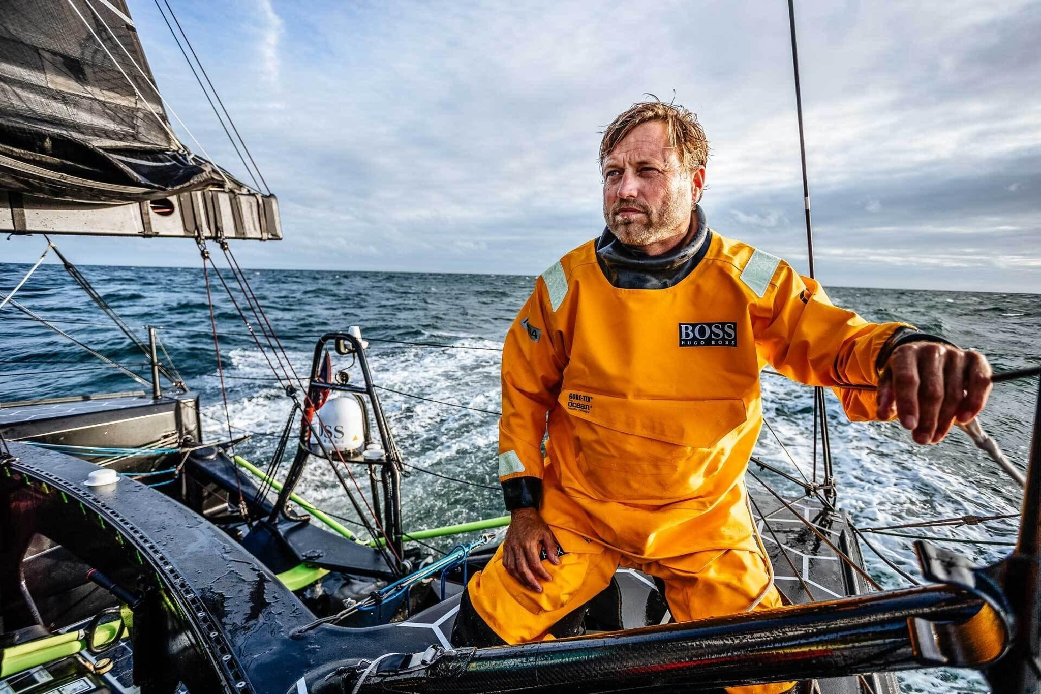 School's new Maritime Centre backed by Sir Ben Ainslie and British sailor Alex Thomson