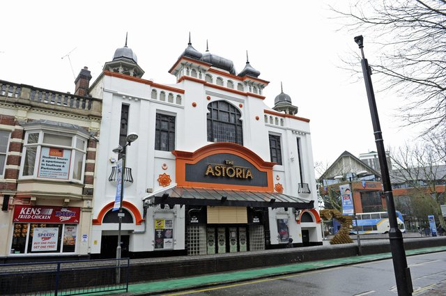 The Astoria night club in Portsmouth. Picture Ian Hargreaves  (180443-1)