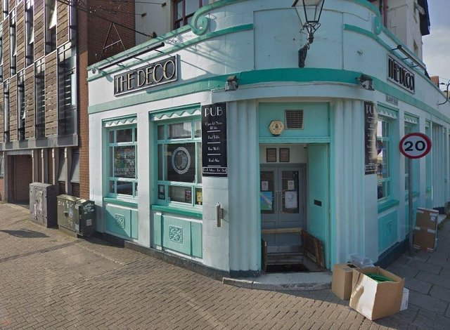 The Deco pub in Elm Grove, Southsea, is one of hundreds of pubs across the area remaining closed due to Tier 2 restrictions. Picture: Google Maps