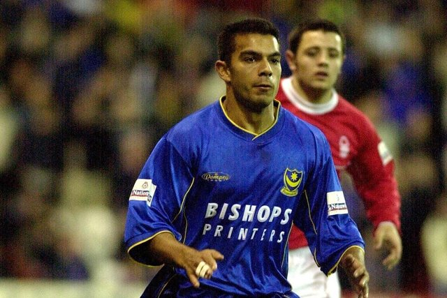 Former Pompey right-back Jason Crowe still holds an Arsenal record having been sent off after 33 seconds on the pitch - which was also his debut