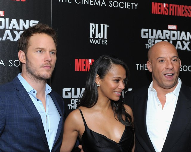 According to Film Hampshire, filming for Guardians of the Galaxy took place in Hampshire. Picture: Andrew Toth/Getty Images for FIJI Water