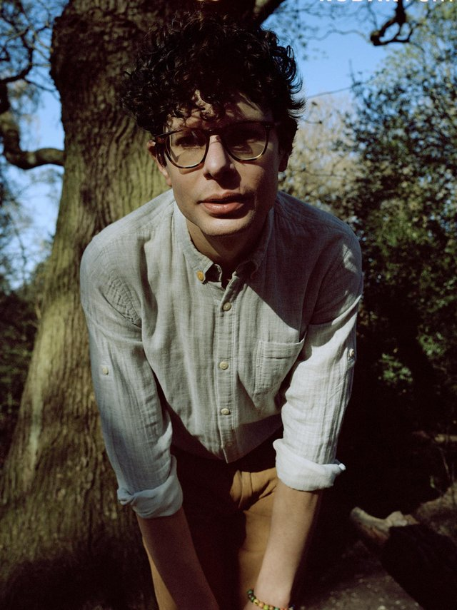 Simon Amstell is at New Theatre Royal, Portsmouth on September 9, 2021 with his new show Spirit Hole . Picture by Harry Carr
