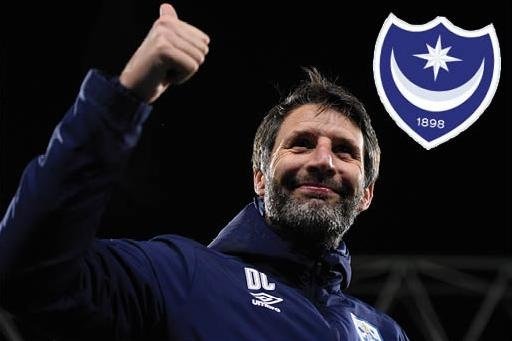 Danny Cowley is set to be named the new Pompey manager