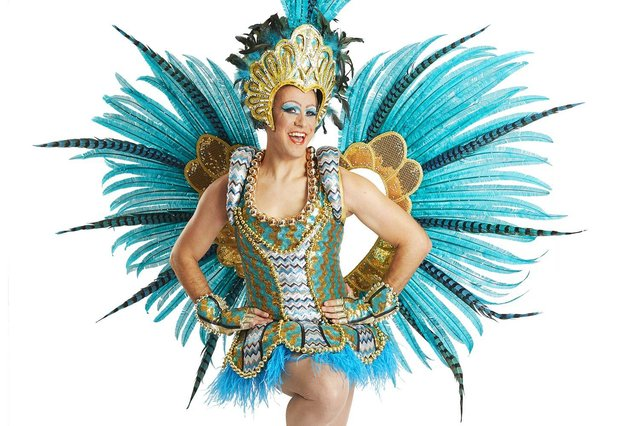 Edwin Ray stars in Priscilla Queen of The Desert at Mayflower Theatre, October 4-9