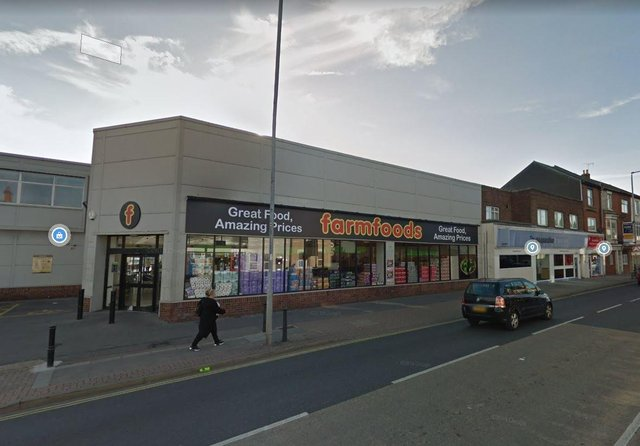 Farmfoods in Fratton. Picture by Google Maps.