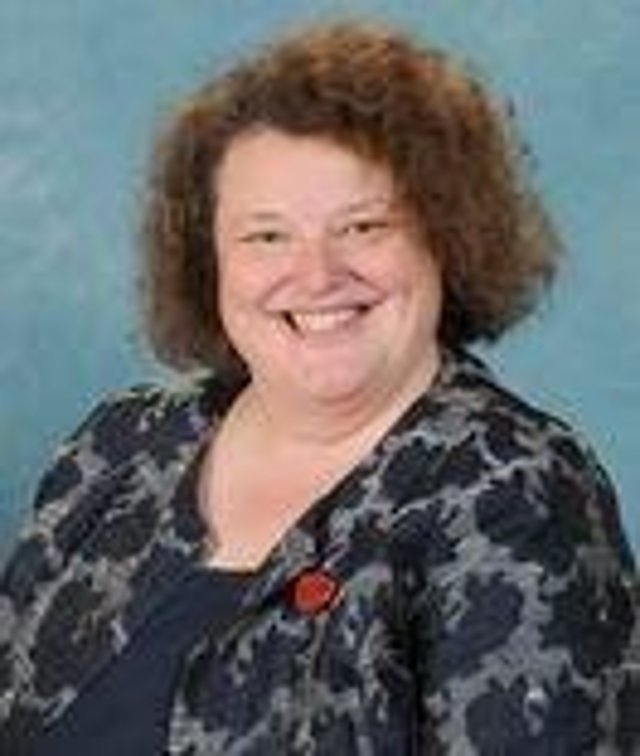 Mayfield School English teacher Jo Webb.