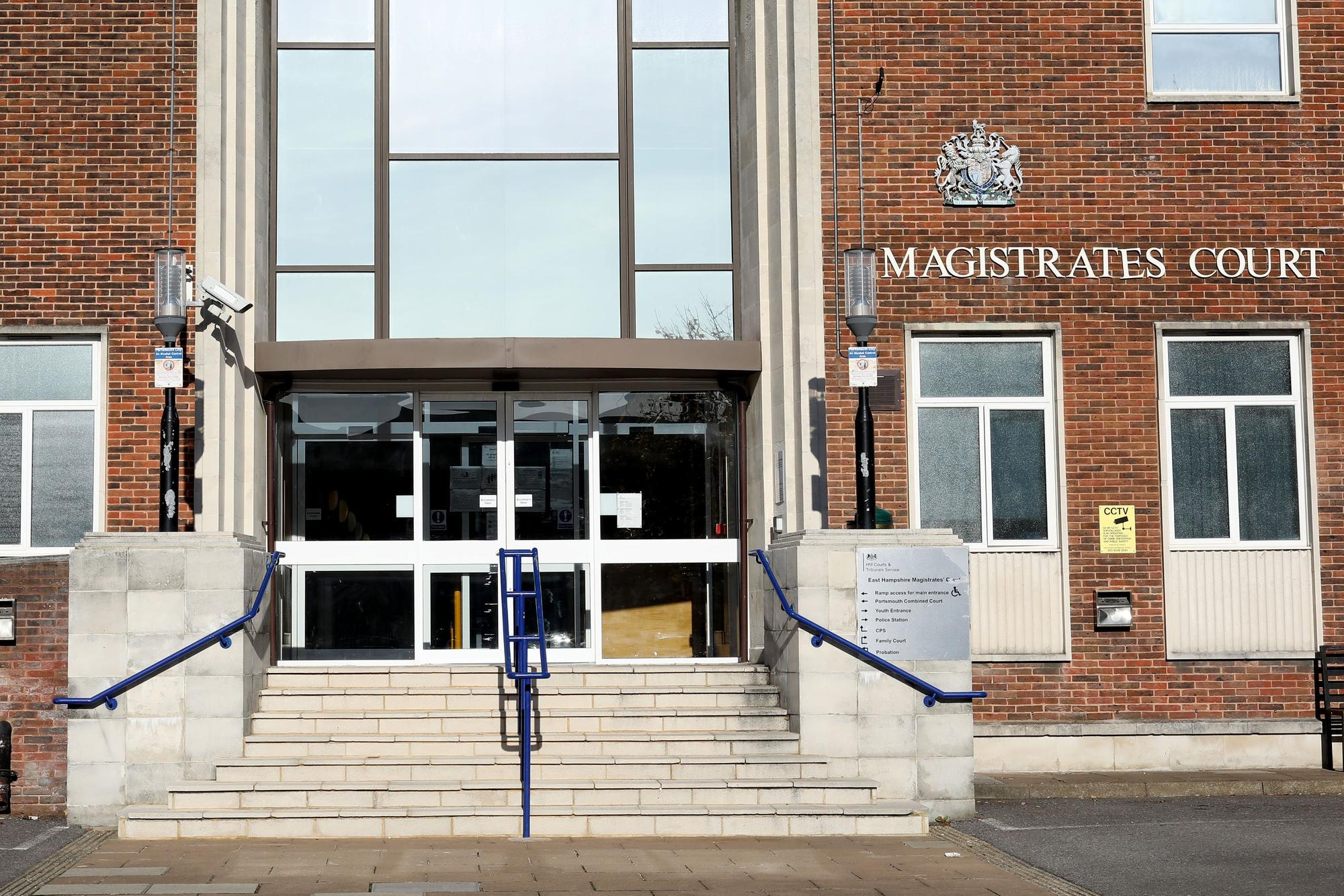 Portsmouth Magistrates' Court - latest update