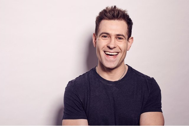 Stand-up star Simon Brodkin headlines Catherington Comedy Festival on August 8