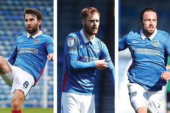 Former Pompey trio Ben Close, Tom Naylor and Ryan Williams found themselves new clubs over the past seven days