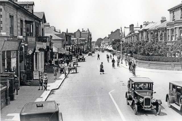 Elm Grove, Southsea, in the 1930s. Picture: Paul Costen collection